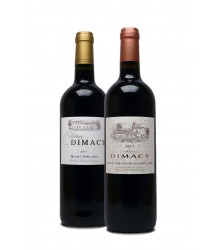 Box découverte Duo Dimacy 2011 - Grand vin de Saint Emilion